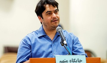 Outrage as Iran hangs dissident journalist