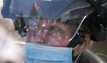 Palestinians left waiting as Israel is set to deploy COVID-19 vaccine