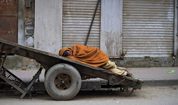 Pakistan workers left in the cold as housing program falters