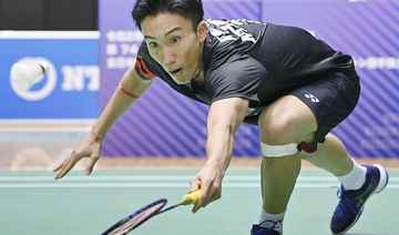 Momota positive for COVID-19; Japan to miss Thailand Open
