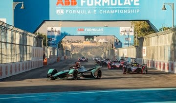 Formula E returns to Saudi Arabia