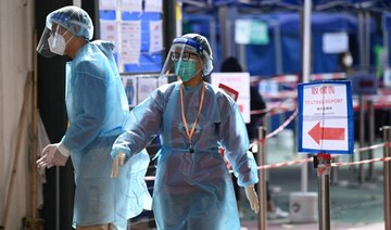 Hong Kong records 107 new COVID-19 cases in latest spike
