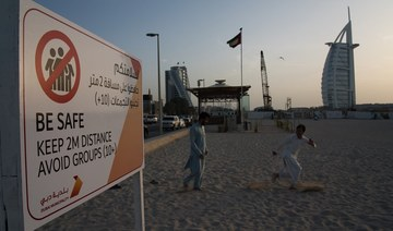 UAE announces record 3,506 new COVID-19 cases, 6 deaths