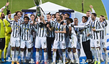 Juventus beat Napoli to win Italian Super Cup