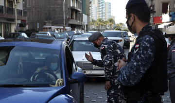 Lebanon extends lockdown into February as virus numbers rise