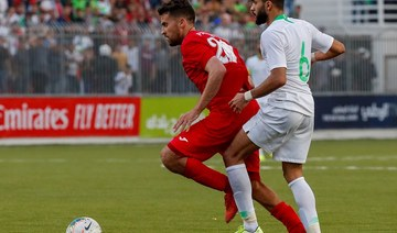 Palestine make football history with win over Kuwait