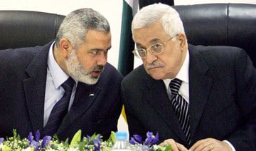 Agreement between Fatah and Hamas paves way for Palestine coalition