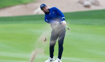 Rain-soaked second day leaves Saudi International finely balanced