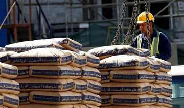 Saudi cement sales grow 6% to 5.1m tons in January 2021
