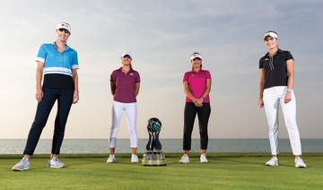 Success of Aramco Team Golf competition leads to new Ladies European Tour events