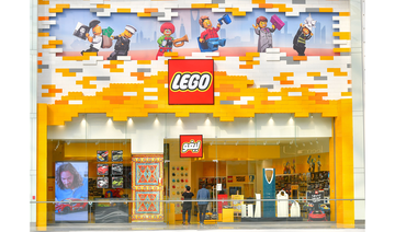 New Lego store in Riyadh pays tribute to Saudi culture & heritage