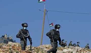 Israeli security forces arrest Palestinians in separate operations