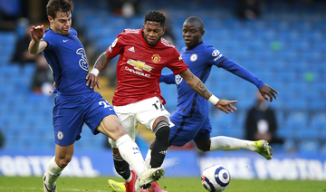 Man Utd frustrated by penalty row in Chelsea stalemate