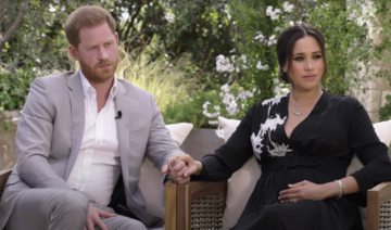 Trailer drops for Oprah Winfrey's interview with Prince Harry, Meghan Markle