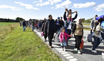 Denmark criticized for telling Syrian refugees to return home