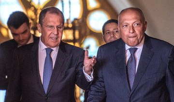 Egypt, Russia stress need to intensify global efforts to normalize Libya situation