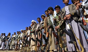 How the Houthis teach Yemeni youth to hate
