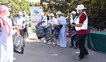 Hundreds participate in Saudi Environmental Week activities in Asir