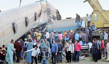 Report finds drugs, negligence led to fatal Egypt train collision