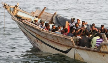 34 migrants dead after boat capsizes off Djibouti: IOM