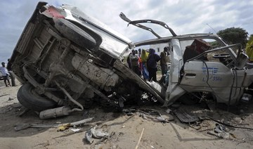 15 killed as minibus hits landmine in Somalia: Official