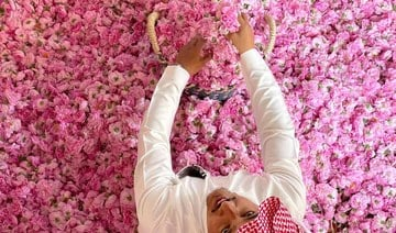 Ramadan harvest begins in Saudi Arabia's city of roses