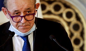 France's Le Drian to head to Lebanon May 5-6 for crisis talks
