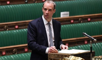 UK FM condemns Gaza rockets, not Israel
