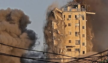 Israel destroys tower block, kills Hamas commander as Gaza civilian death toll mounts