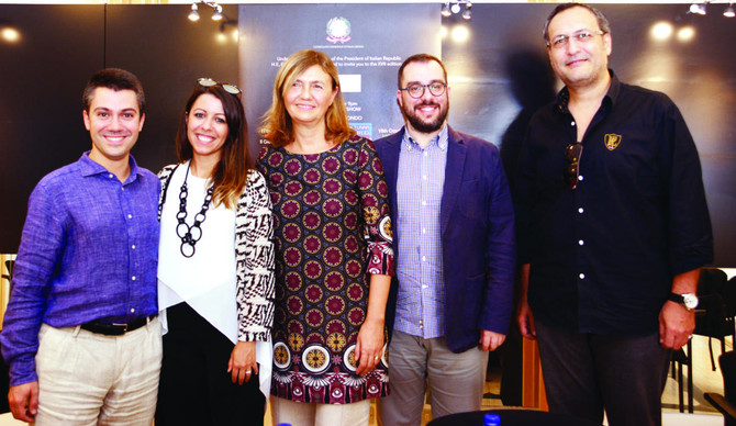 World Italian Language Week lines up cultural treat in Jeddah