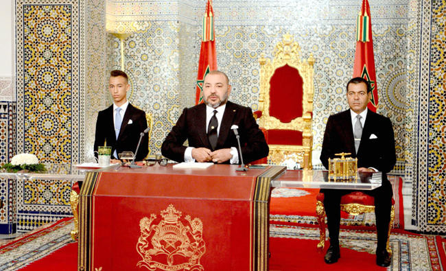 Moroccan ministers fired for alleged uplift delays