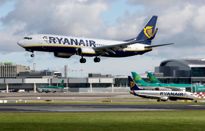 Ryanair Expands In Middle East With First Jordan Flights Arab News