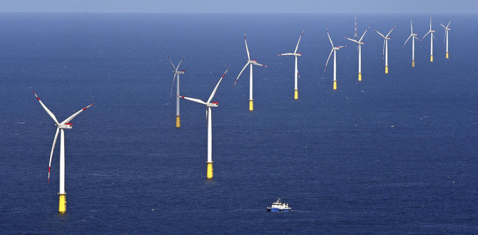 Global wind capacity to rise by more than half in next five years