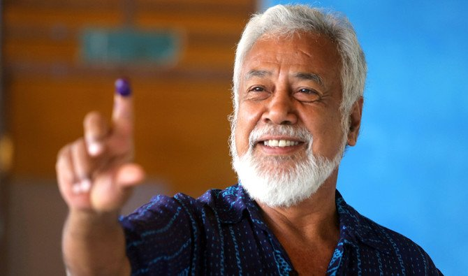 East Timor independence fighter set to become PM again