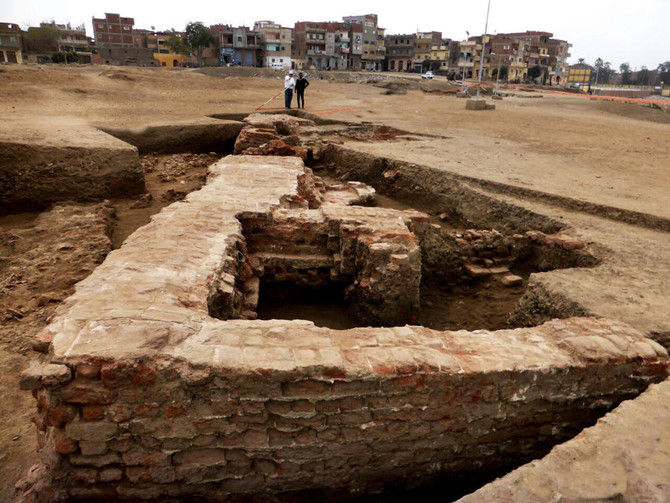 Archaeologists discover Greco-Roman era building in Egypt