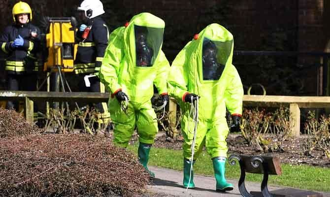 British woman dies after Novichok nerve agent poisoning