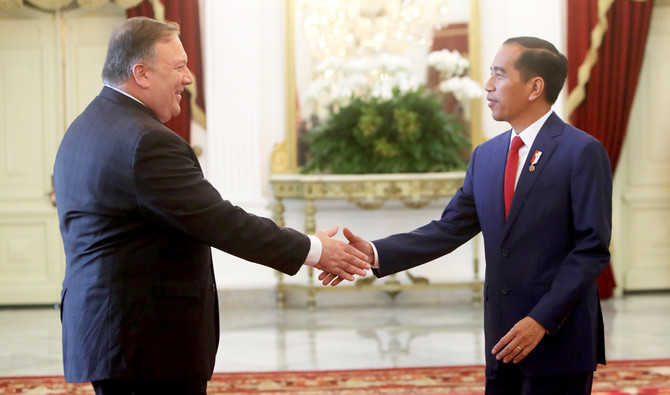 Palestine a foreign policy priority, Indonesian leaders tell  Pompeo
