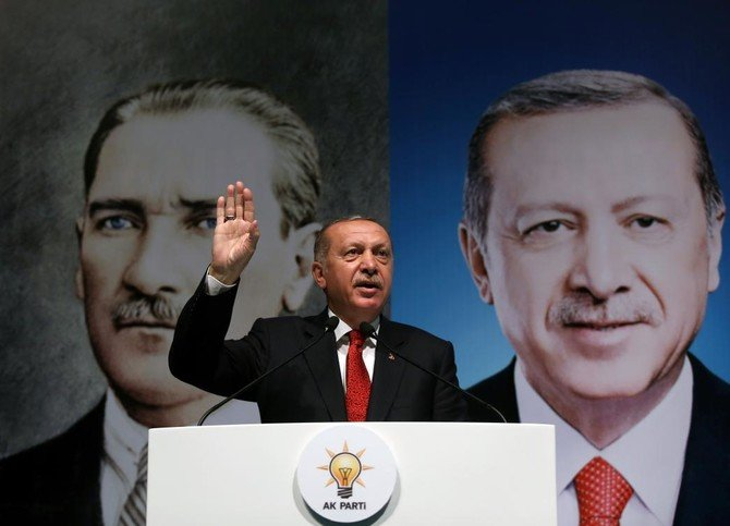 United States seeks to stab Turkey in the back: Turkey's president - USA