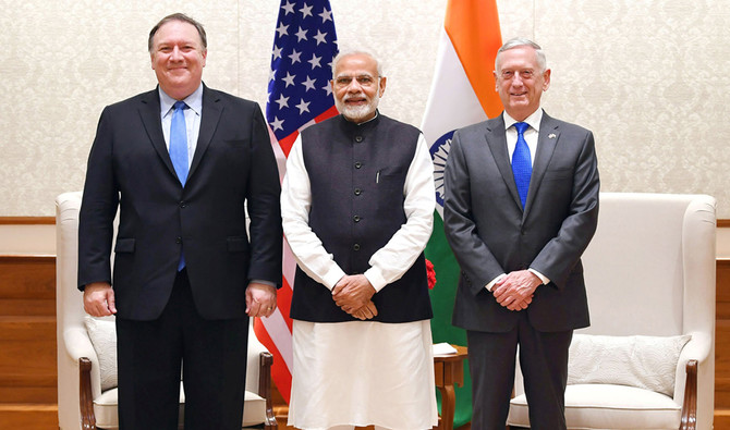 With new pact, US, India can now share 'sensitive technology'