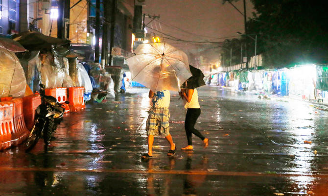 Strongest typhoon this year closes in on north Philippines
