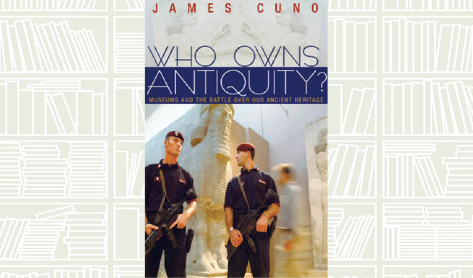 What We Are Reading Today: Who Owns Antiquity?