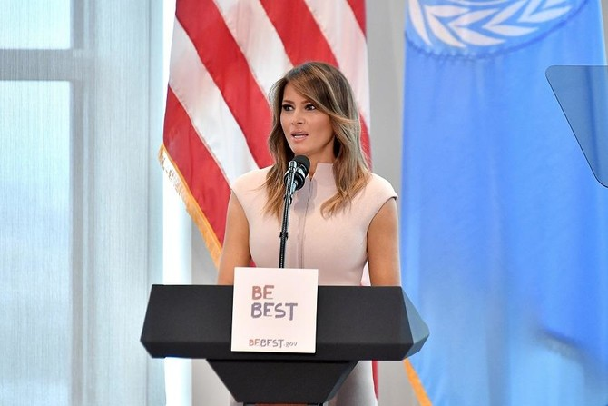 Melania Trump Takes Her 'Be Best' Message to Africa