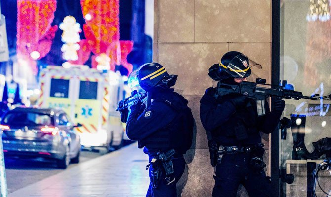 Four Dead, Several Wounded After Shooting At Strasbourg Christmas Markets