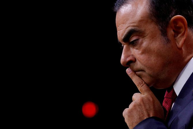 I have been wrongly accused, Ghosn tells court