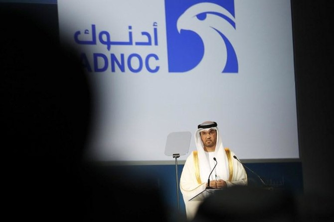 Abu Dhabi's ADNOC seals $5 8bn refining and trading deal with ENI