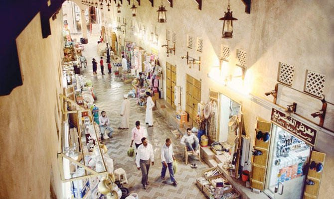 The Qaisariah souq, a two-century-old story woven by Al-Ahsa