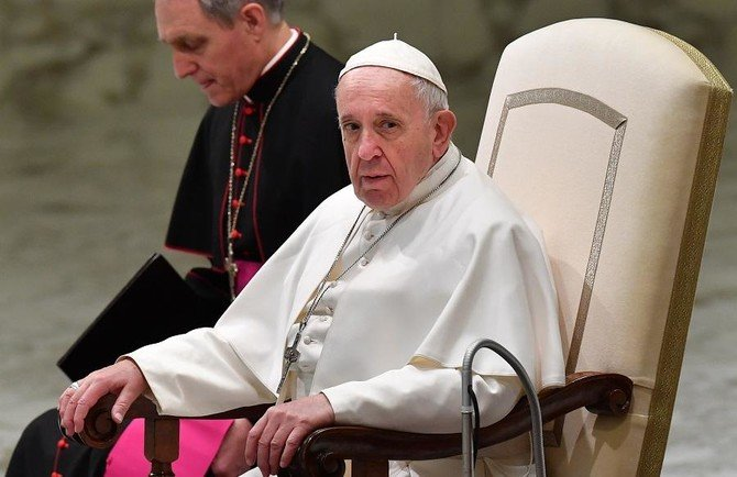 Pope admits priests, bishops sexually abuse nuns