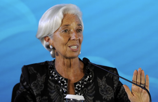 Corruption is 'key threat' to Middle East economies, IMF chief warns