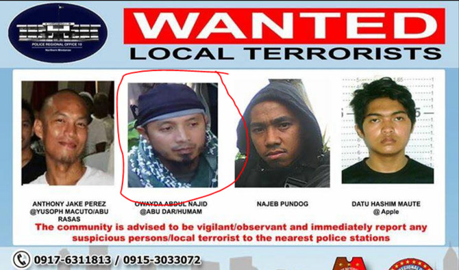 Philippines: US DNA tests confirm death of IS-linked leader