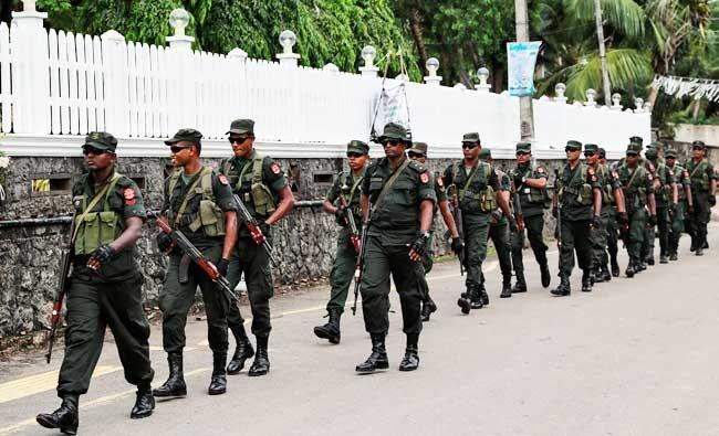 Despite arrests, terror threat persists in Sri Lanka, says PM